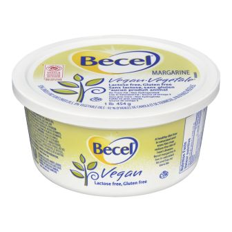 "Most available vegan ""butter"""
